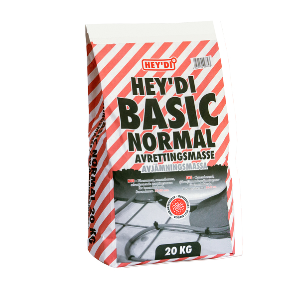 HEYDI BASIC NORMAL 20KG SPARKEL